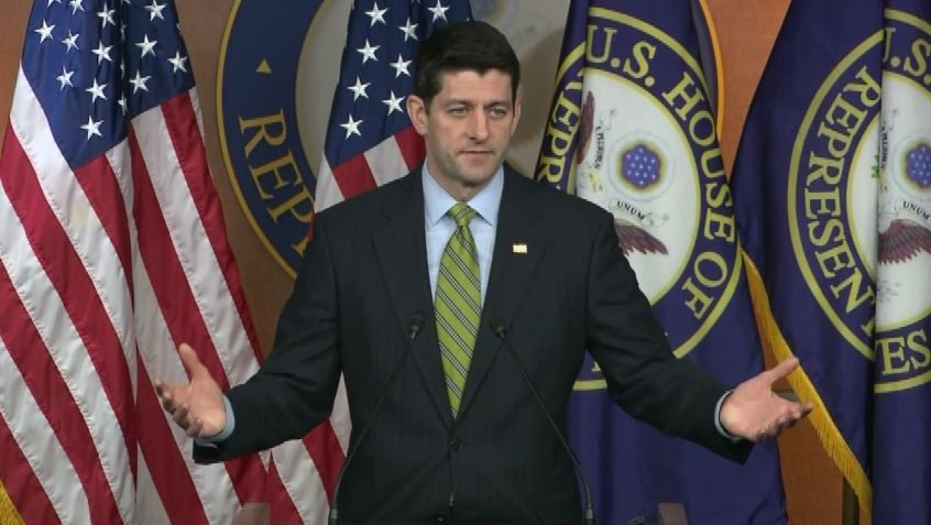 Speaker of the House Paul Ryan (R-WI) has announced that he will not seek re-election. (Source: CNN)