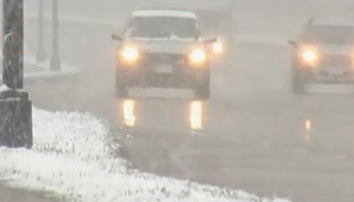 Snow removal poses a serious health risk even in the waning days of such weather. (Source: WXOW/CNN)