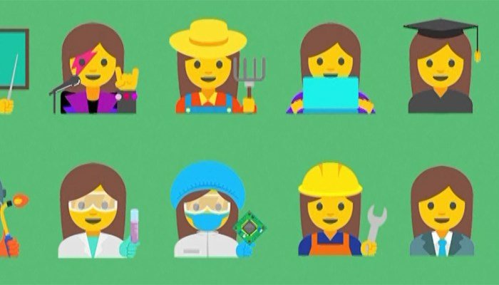 Google Wants To Create Equality With Its Professional Women Emoji