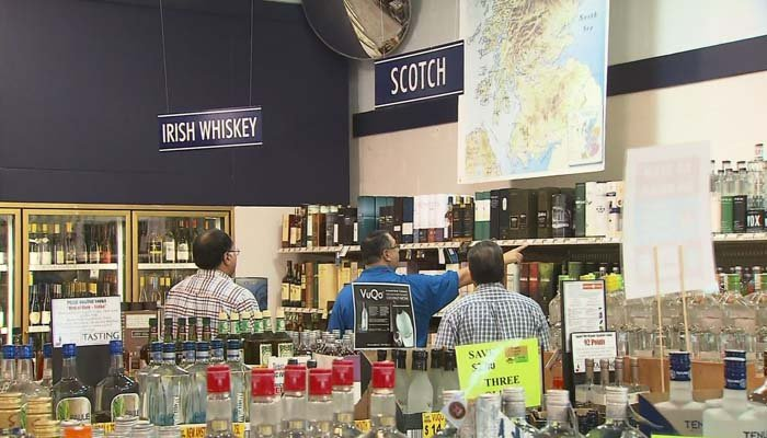 Alcohol sales fall for 1st time in 20 years - WFXG FOX 54 Augusta - Your News One Hour Earlier