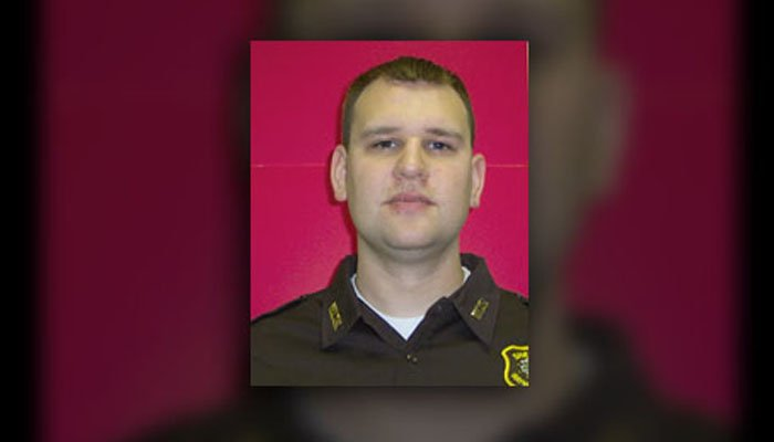 Michael Krol was confirmed among the dead officers by his former employer. (Source: Wayne County (MI) Sheriff's Office)