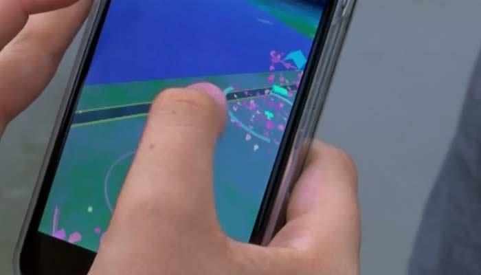 The newly popular Pokemon Go app is not only helping gamers collect gems and keep up with Pikachu, it's also helping them stay active and exercise. (Source: WLOX)