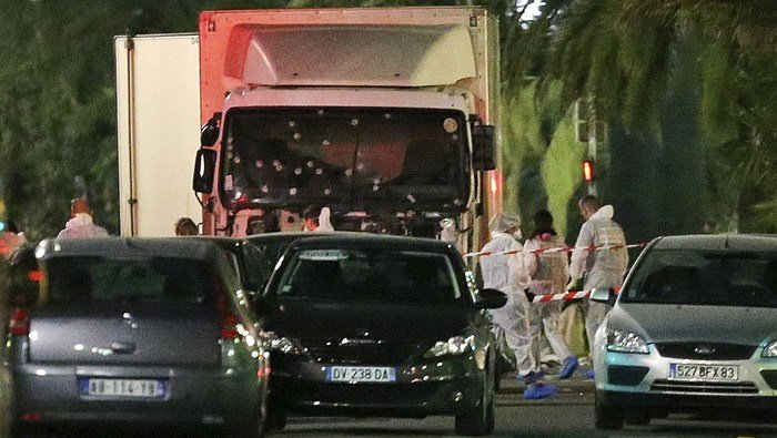 Americans among 84 killed in France attack