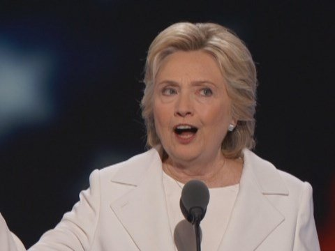 Your cause is our cause, Clinton tells Sanders