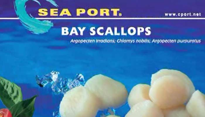 The distributor of the scallops, Sea Port Products Corp. issued a recall. (Source: Sea Port Products Corp./CNN)