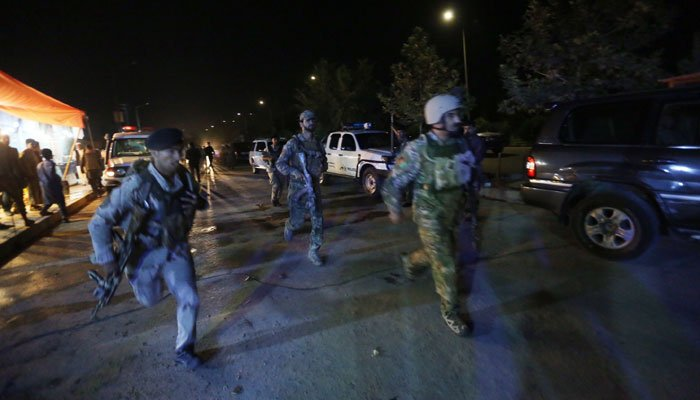 Attack on university in Kabul ends with 12 dead