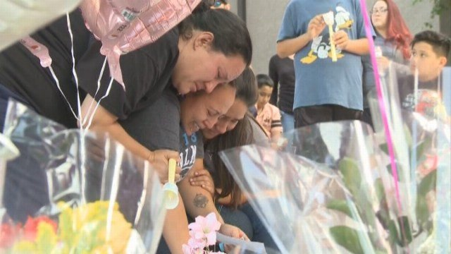10-year-old girl remembered; killing shakes community