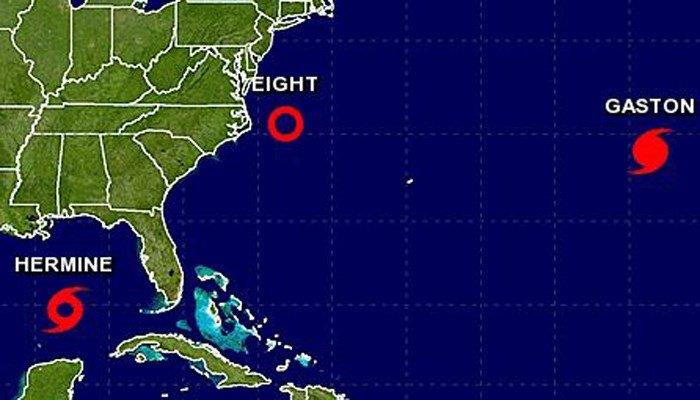 Florida's Gulf coast braces for Tropical Storm Hermine