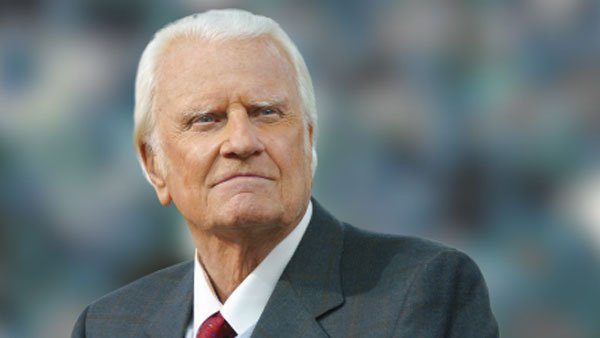 Billy Graham was widely regarded as America's most prominent Christian leader, pastor to both presidents and everyday Americans. (Source: The Billy Graham Evangelistic Association)