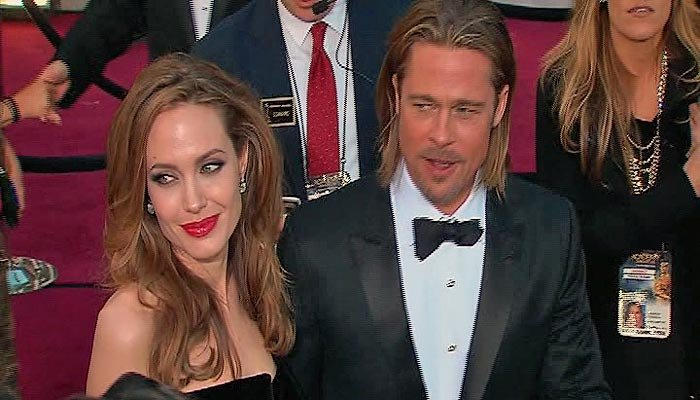 Brad Pitt, Angelina Jolie's Plane Incident Reportedly Caught on Video