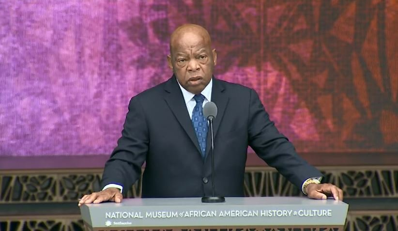 John Lewis, U.S. congressman and civil rights icon, hospitalized