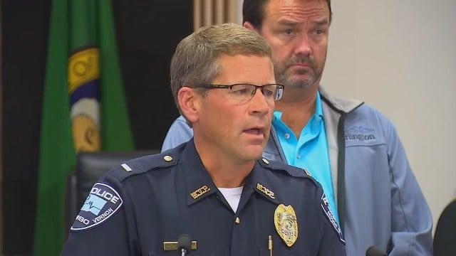 Washington state mall shooter in custody