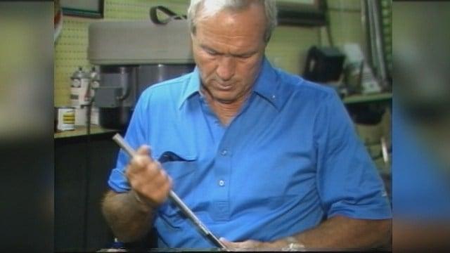 Golf legend Arnold Palmer dead at 87