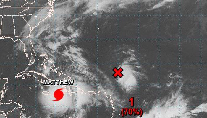 The Atlantic is active. Time to double-check your emergency plan. (Source: NHC)