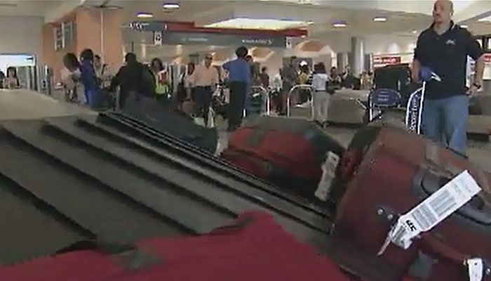 New regulations require airlines to refund baggage fees if bags become substantially delayed. (Source: CNN)