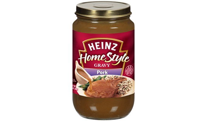 Heinz recalls mislabeled gravy, could cause allergy attack