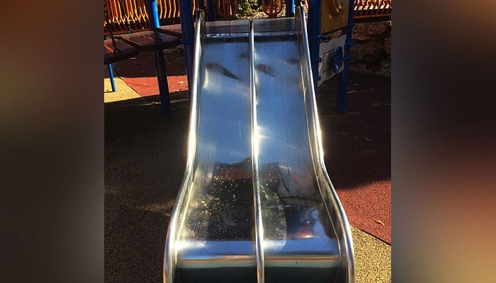 'Lightning' slide recalled after children lose fingers