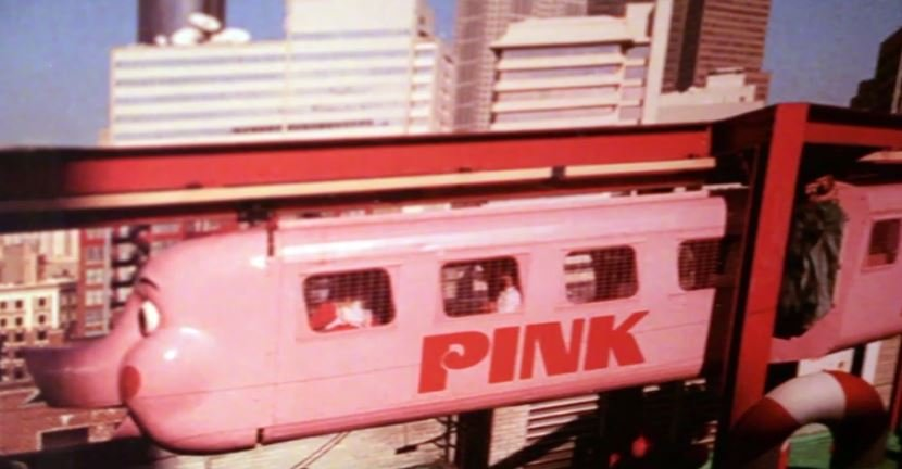 Southern Weekend: Atlanta's Pink Pig, a 7-decade Christmas tradition