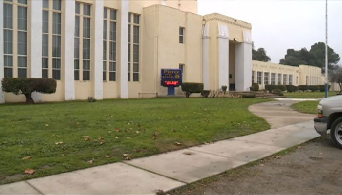 A California high school student was severely burned in a school welding accident. (Source: KMAX/KOVR/CNN)