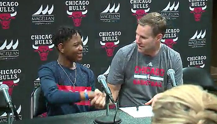 Chicago Bulls' Fred Hoiberg On The Hot Seat