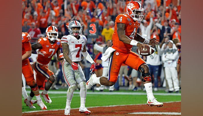 College Football Semifinals Games Score Ratings, Streaming Touchdowns For ESPN