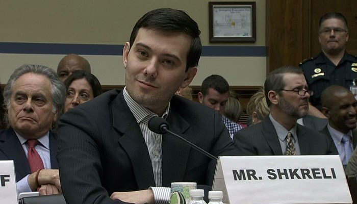 Martin Shkreli suspended from Twitter for harassing freelance journalist Lauren Duca