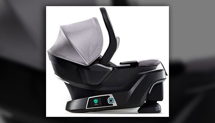 4moms' self-installing car seat is under a voluntary recall because it may not be securely locked in. (Source: 4moms)