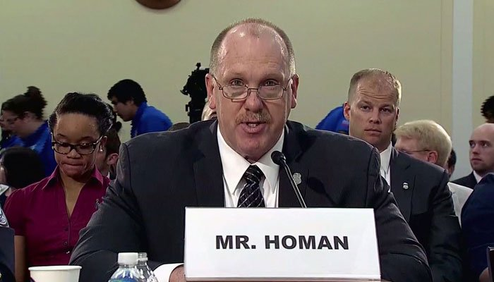 President Trump nominates Thomas Homan as acting ICE director