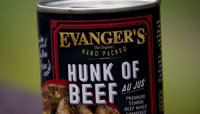 Evanger's is recalling the dog food out of an abundance of caution after one dog died, the FDA said. (Source:KATU/CNN)