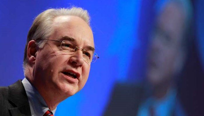 Tom Price has been confirmed as the next secretary of Health and Human Services.  (Source: (Source: AP Photo/Alex Brandon, File)