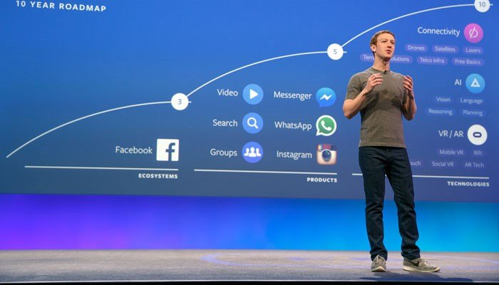 Facebook is launching a television app that will allow users to stream Facebook Live and other social media videos on their televisions. (Source: Facebook Newsroom)