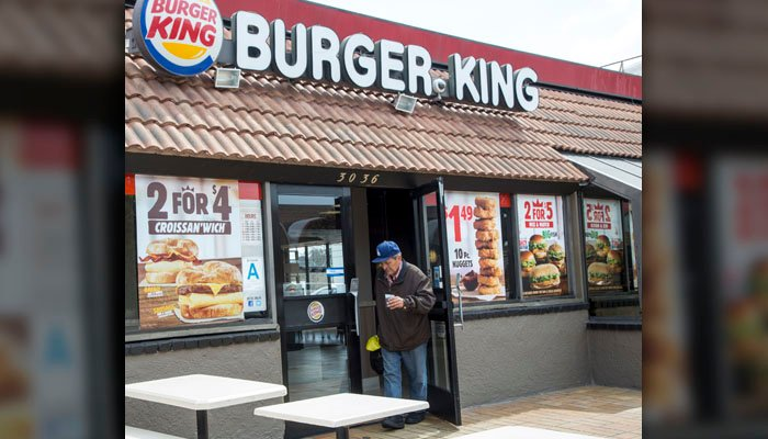 Burger King lost a wrongful termination lawsuit. (Source: Damian Dovarganes)