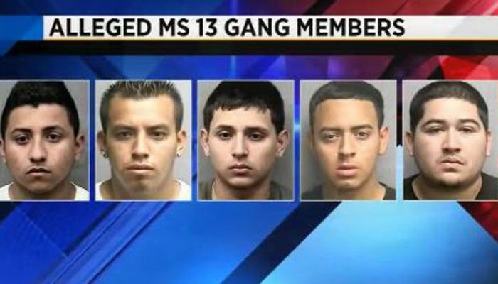 MS-13 Gang Members Charged in Satanic Cult Killing