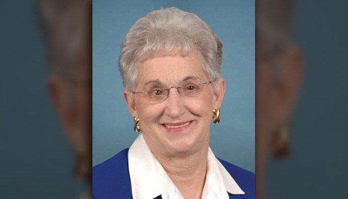 Rep. Virginia Foxx, R-NC, sponsored H.R. 1313, called  the Preserving Employee Wellness Programs Act. (Source: Official photo)