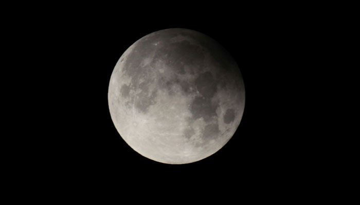 India's Chandrayan-1 was found in lunar orbit with ground-based radar. Last contact was made with the  device in the fall of 2009. (Source: AP Photo/K.M. Chaudhry)