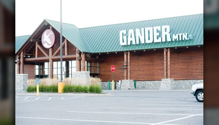 Gander Mountain is closing 32 stores. It has also filed for Chapter 11 bankruptcy. (Photo by Craig Lassig/Invision for Gander Mountain/AP Images)