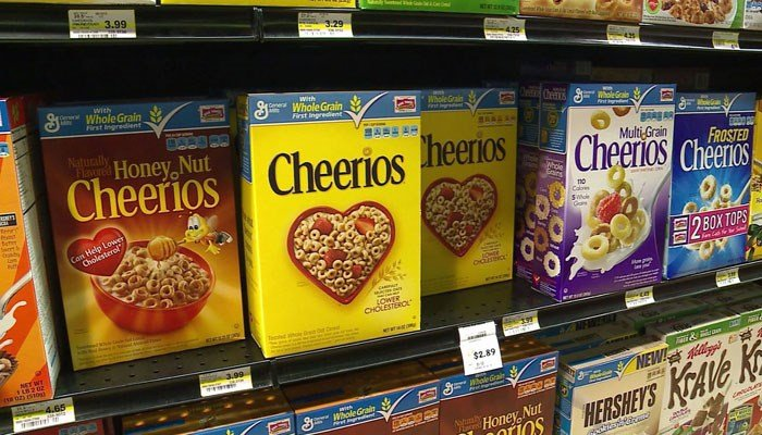 Cheerios giving away 100 million wildflower seeds