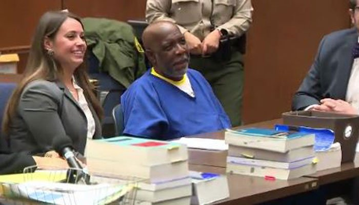 Man Exonerated For LA Murder Walks Free After 32 Years
