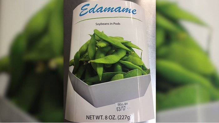 Advanced Fresh Concepts issued the voluntary recall on the 8-ounce packages of edamame after testing found potential listeria in the product. (Source: FDA.gov/CNN)