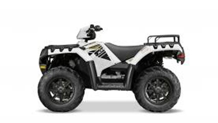 This is a 2015 Sportsman XP-1000, one of 10 different models involved in the recall. (Source: CPSC)