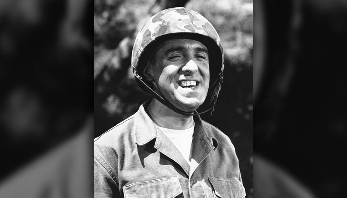 Jim Nabors is seen in character for his role of Gomer Pyle in this 1966 file photo.  (AP Photo)
