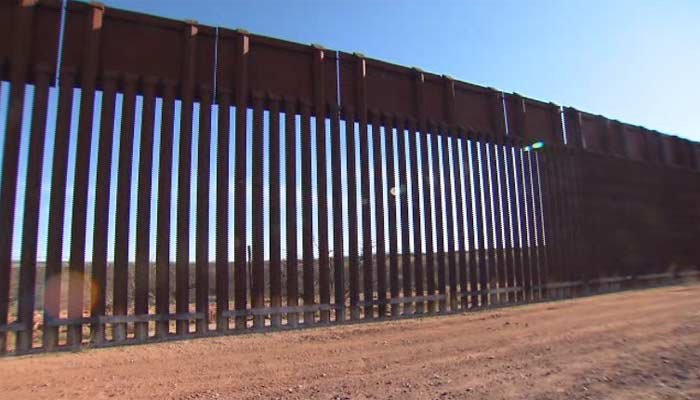 White House calls for domestic cuts to finance border wall
