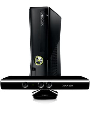 Microsoft's Kinect add-on for the Xbox 360 retails for $149.99. (Source: Microsoft)