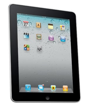 The WiFi version of Apple's iPad starts at $499.00 and from $629.00 for 3G plus WiFi models.(Source: Apple)