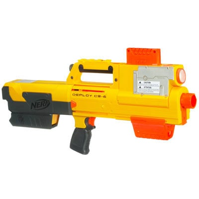 Nerf guns are just one of the Cyber Monday deals that will be available at www.toysrus.com. (Source: Hasbro)