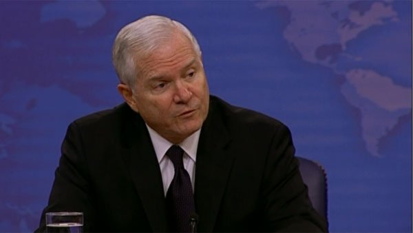 Defense Secretary Robert M. Gates has recommended Congress repeal DADT before year's end. (Source: CNN)