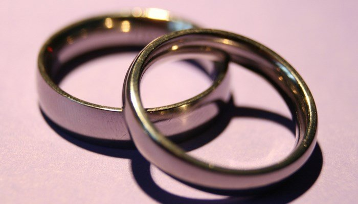 A young woman survived an act of violence. She married one of the first responders that saved her life. (Source: Pixabay)