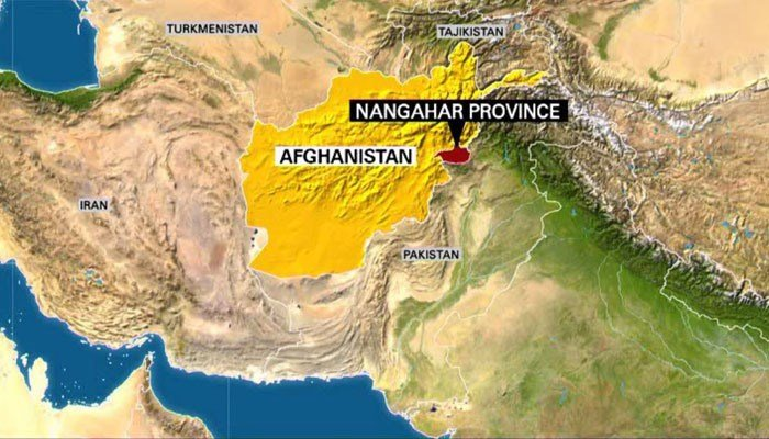 (Source: CNN)  The U.S. dropped a bomb in the Nangahar Province in Afghanistan, reportedly targeting a network of caves used by ISIS. (Source: CNN)