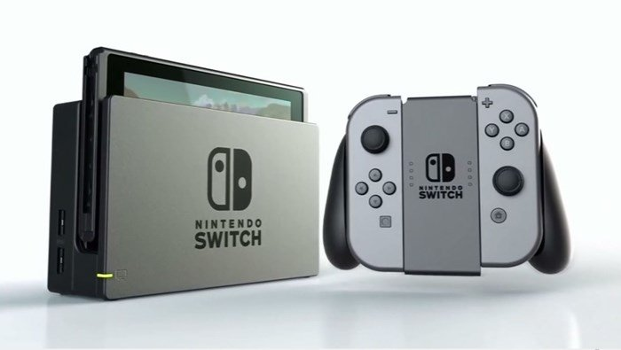 Nintendo also announced this week that the console-handheld hybrid Switch became the fastest seller in company history. Switch has sold more than 900,000 units. (Source: Nintendo/CNN)