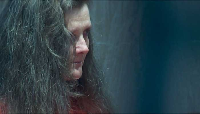 Woman gets life for terrorizing granddaughter while dressed as witch